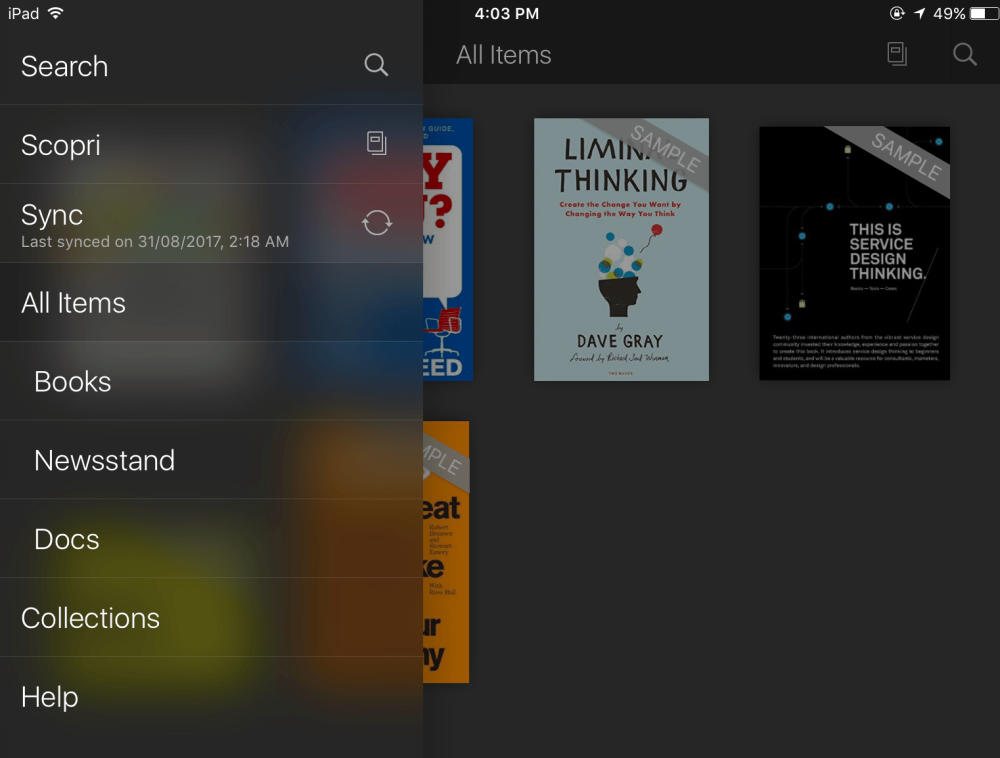 How to change your language in Kindle APP – foodiebeary